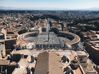 "Visit to the Roman Parish of ""Santa Maria Consolatrice"" Homily of His Holiness Benedict XV"