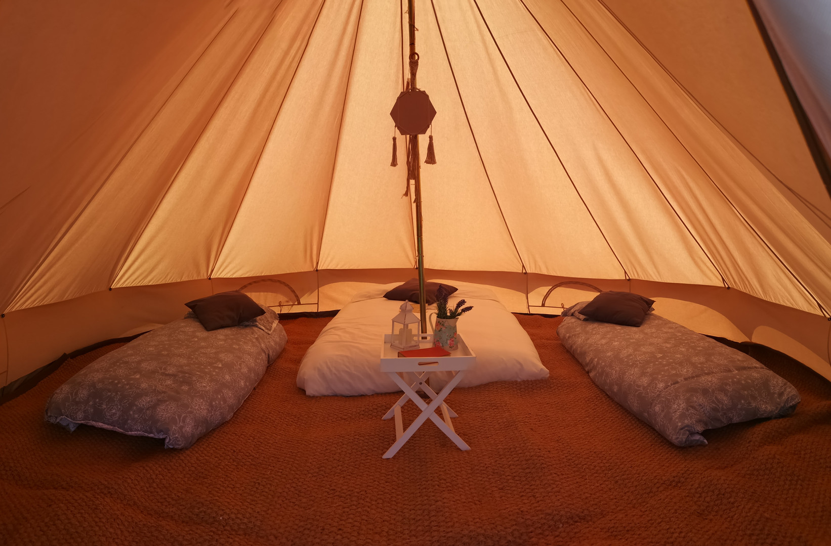 bell tent hire sussex surrey kent glamping festival wedding party