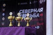 Соревнования по северной ходьбе среди трудовых коллективов