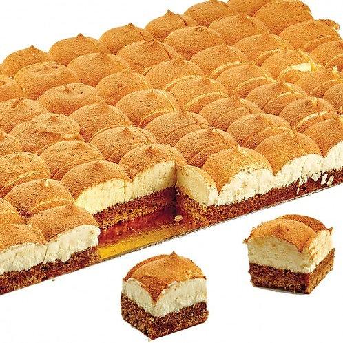 Торт-птифур Тирамису классик Кристоф 1,7 кг/48 порций