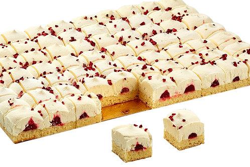 Торт-птифур Тирамису с клюквой Кристоф 1,7 кг/48 порций