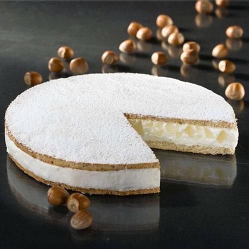 Торт Рикотта грушевый Bindi  1,1 кг, Италия