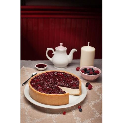 Чизкейк New-York c лесными ягодами Чизберри 1,8 кг