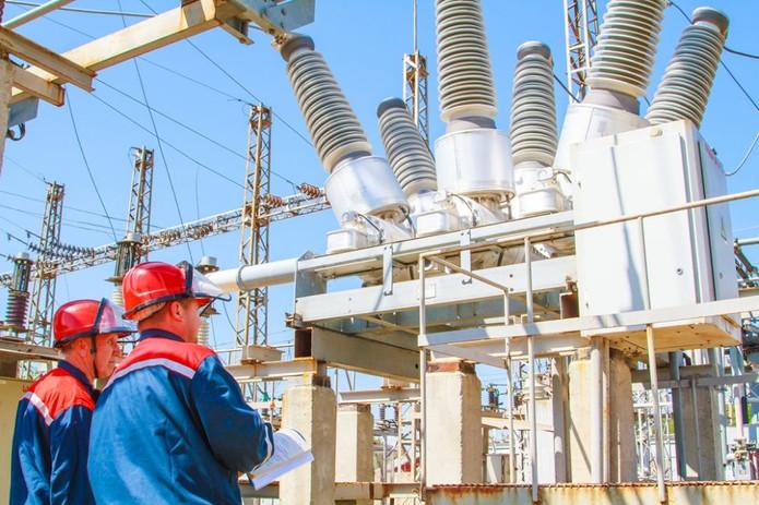 Электромонтажные работы на газовых месторождениях