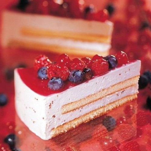 Торт Мусс йогуртовый с лесными ягодами Bindi 0,95 кг, Италия