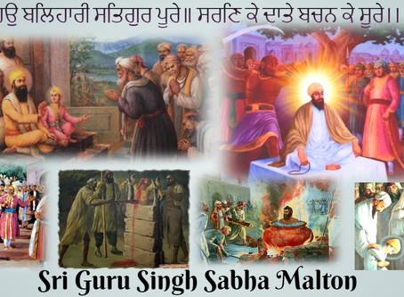 Saheedi Samagam - Guru Tegh Bahadur Ji