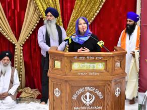 550th Parkash Purab Guru Nanak Dev Ji