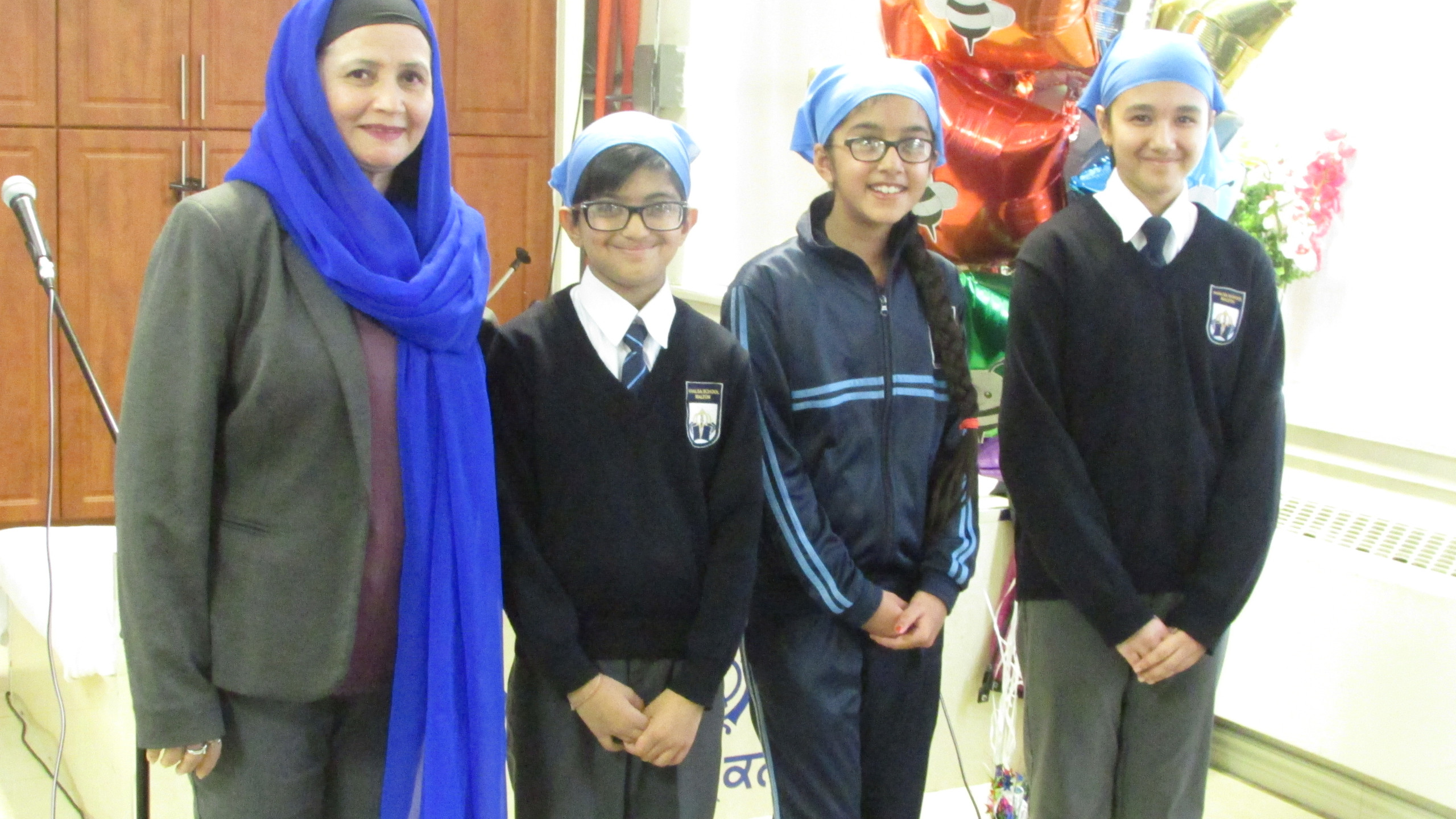 Spelling Bee Competition 2017