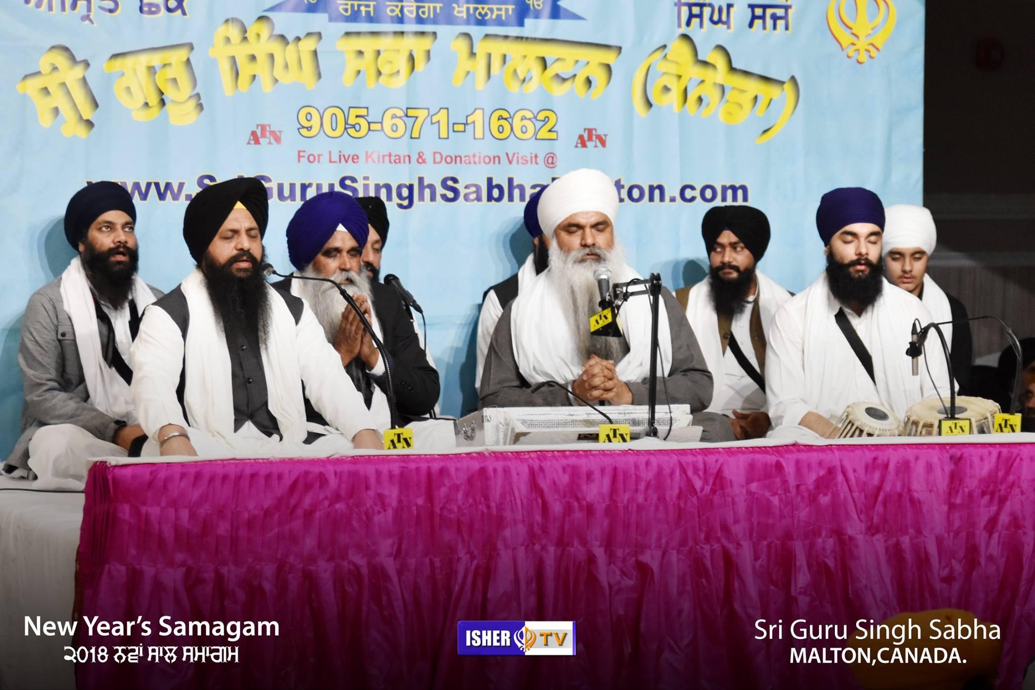 Sri Guru Singh Sabha Malton - GWR