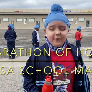 Marathon of Hope - Terry Fox Run