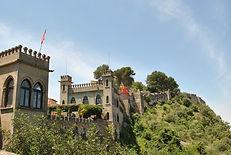 un castillo de cuento