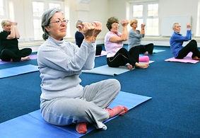 actividades deportivas para mayores