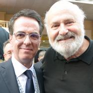 JB and Rob Reiner