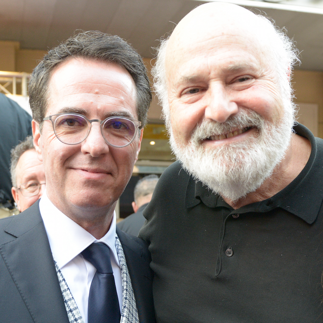 JB and Rob Reiner