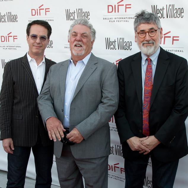 Johnathan Brownlee, Bruce McGill & John Landis