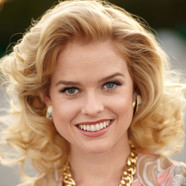 Alice Eve as Louise