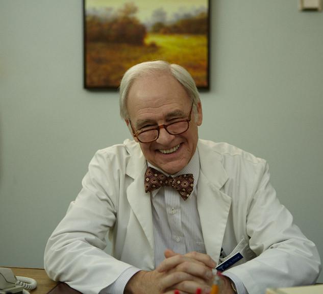Robert Pine as Dr. Frank