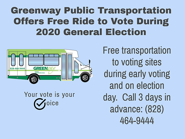 greenway free ride to polls.png