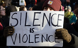 Silence_is_violence_(15394765154).jpg