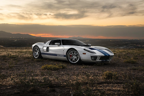 Ford GT Sunset