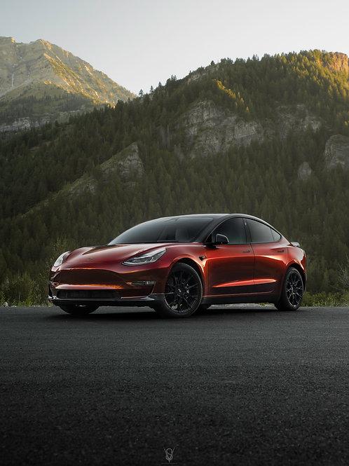 Tesla Model 3 (front)