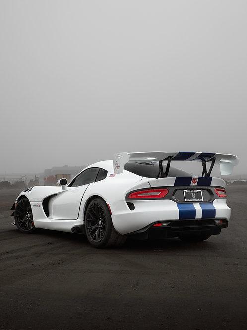 copy of Dodge Viper GTSR (rear)
