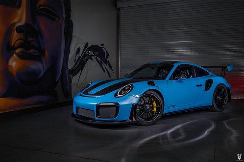 Porsche GT2RS Garage
