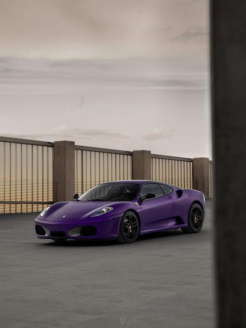 Summit Auto Lab Purple Ferrari F430 (2)