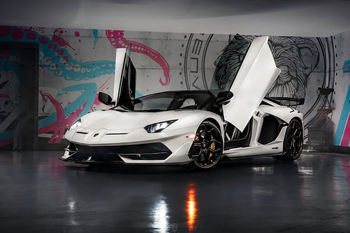 Lamborghini SVJ Studio