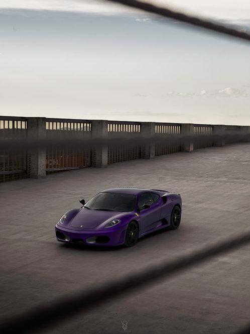 Summit Auto Lab Purple Ferrari F430