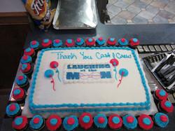 109-Wrap Party Cake