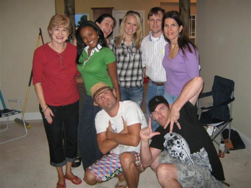 5_ Crazy Cast_Rehearsals