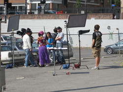 98-Day24_Getting ready to film Chase Scene