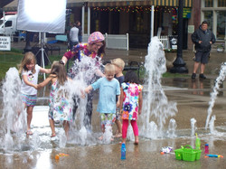 51_Filming fountain