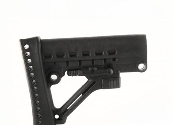 ProMag Archangel Six-Position Collapsible Butt-Stock for AR-Series with Recoil P