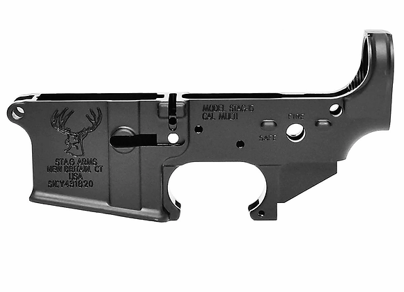 Stag Arms AR15 multi caliber Lower Receiver