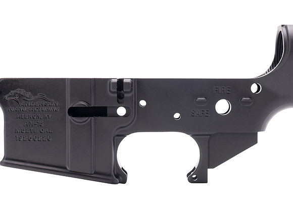 Anderson AM-15 Stripped Lower receiver 223, 5.56 and 300 BO