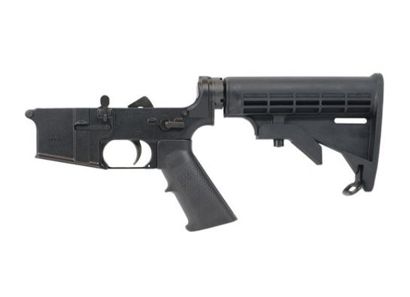 PSA AR15 COMPLETE CLASSIC STEALTH LOWER