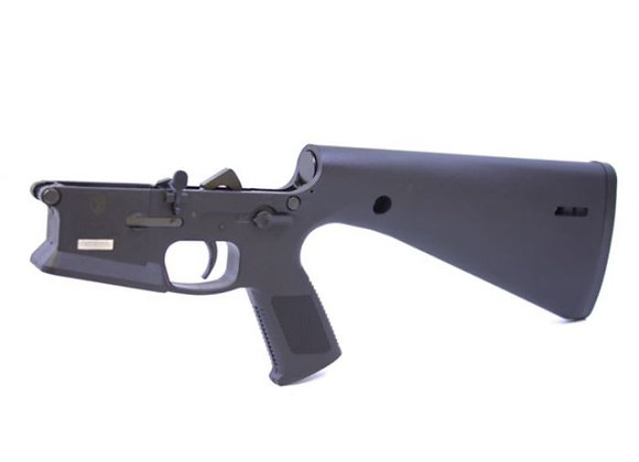KE Arms KP-15 Polymer Complete AR15 Lower Receiver - Black