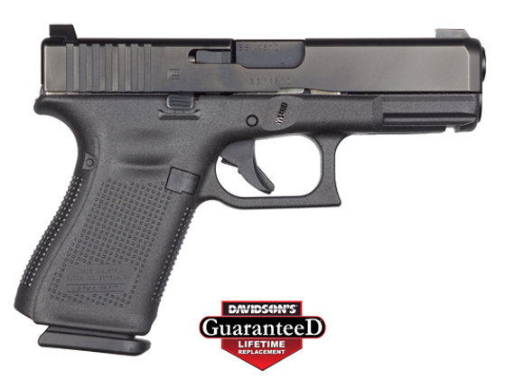 Glock 19 GEN 5 with Factory Night Sights