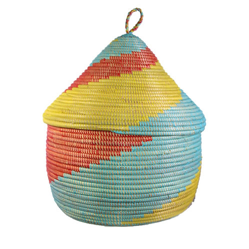 Extra Large Basket with Cone Top