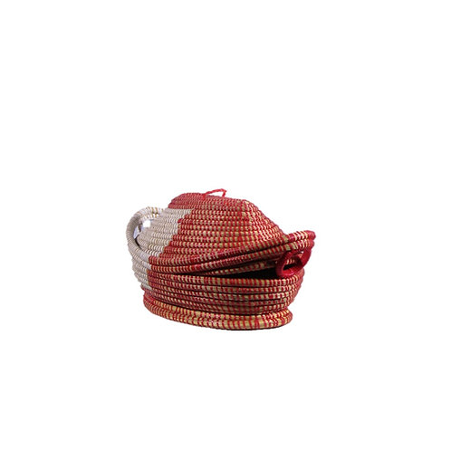 Medium Oval Basket with Side Handles