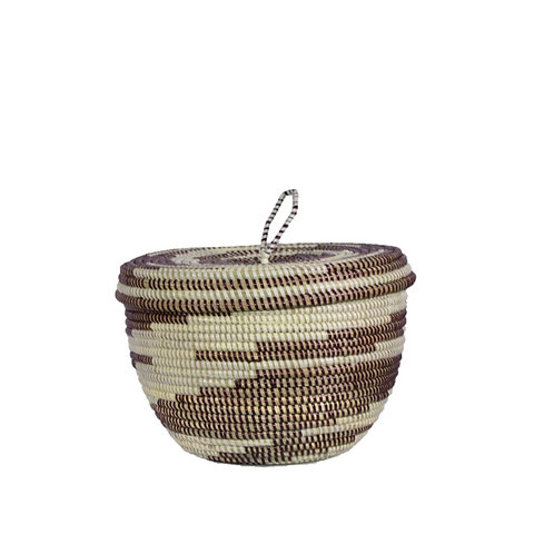 Medium Acorn Shaped Basket