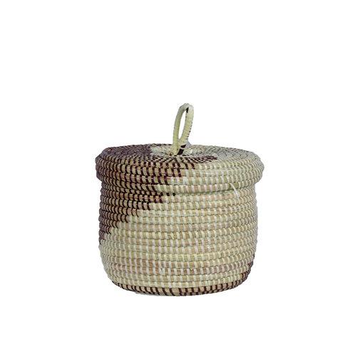 Small Flat Top Kitchen Basket