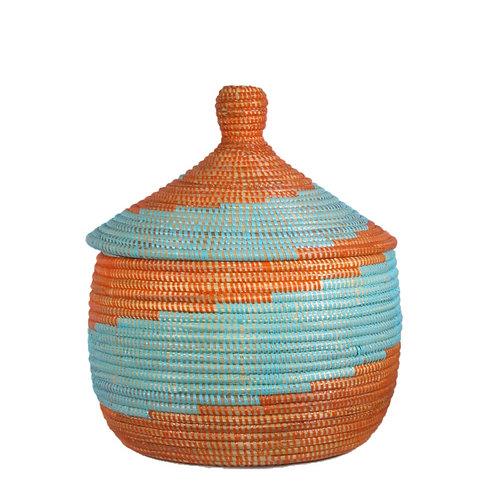 Large Bulb Top Basket