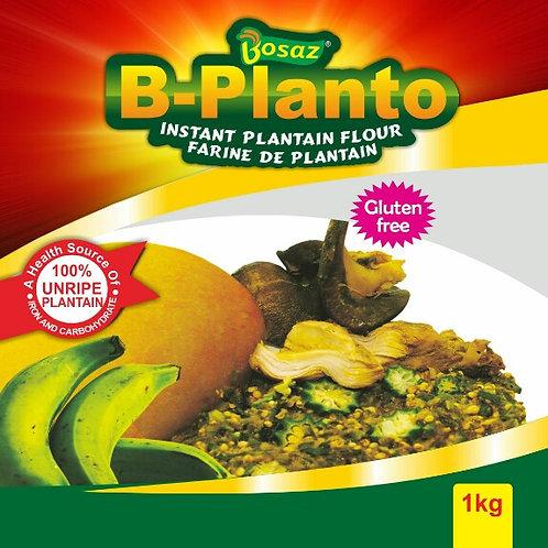 B-Planto 100% Unripe Plantain Flour