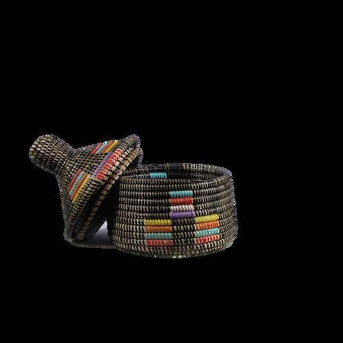 Medium Basket with Bulb Top