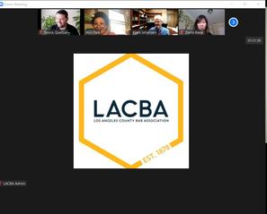 Lawyer Mentor Program goes virtual