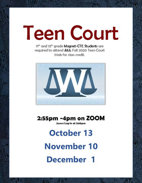 Teen Court:   A Middle School Brawl Gets Way Out Of Hand...