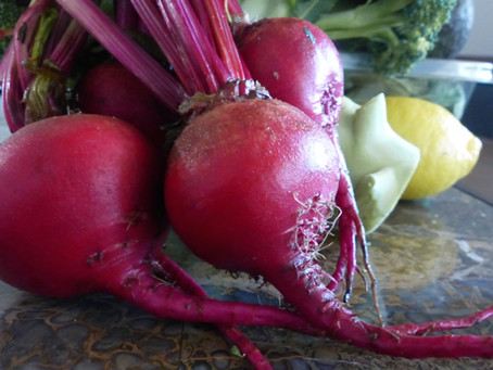 Eat your beets! and beetroot juice